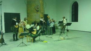 Barokní a renesanční hudba @ Divadlo Josefův Důl