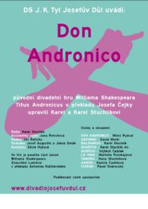 Don Andronico - derniéra @ Divadlo Josefův Důl