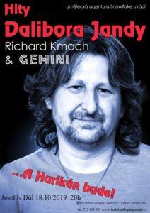 Richard Kmoch & Gemini @ Divadlo Josefův Důl
